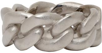 Maison Margiela Silver Chain Ring