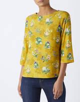 Monsoon Carolina Print T Shirt