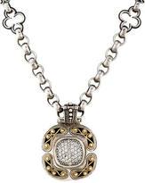 Konstantino Pavé Diamond Enhancer Necklace