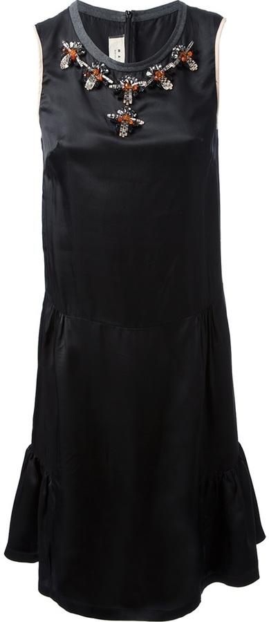 Marni embellished dress