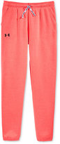 Under Armour Fleece Jogger Pants, Big Girls (7-16)
