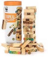 NEW WWF Tropical Tumble Tower Blocks Set 48pce