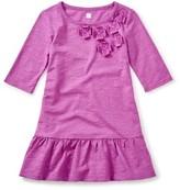 Tea Collection Toddler Girl's Hopseed Applique Dress