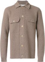Pringle knitted tonal shirt