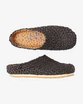 Toast Plaited Jute Shoe