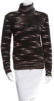 Missoni Cashmere-Blend Patterned Sweater