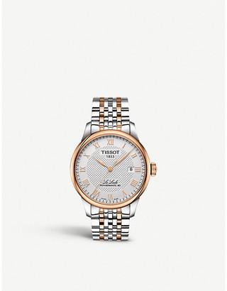 Tissot T006.407.22.033.00 Le Locle Powermatic 80 stainless steel watch