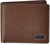 Salvatore Ferragamo International Leather Bifold Wallet