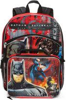 LICENSED PROPERTIES DC Comics Batman Vs. Superman Backpack with Lunchkit - Boys