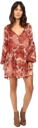 Show Me Your Mumu Women's Sienna Swing Tunic Dress