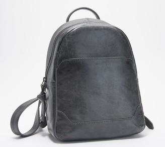 Frye Leather Melissa Medium Backpack