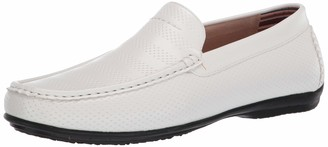 Stacy Adams Men's Cirill Moe Toe Slip-On Loafer Driving Style