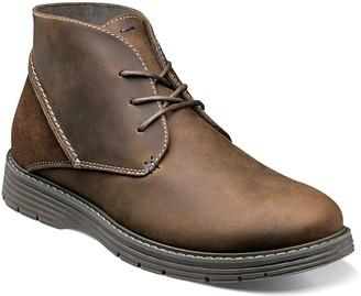 Nunn Bush Littleton Plain Toe Chukka Boot - Wide Width Available