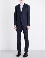 Armani Collezioni Modern-fit Wool Suit