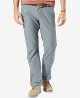 Dockers Stretch Slim Tapered Fit Alpha Khaki Pants