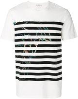 Versace striped T-shirt