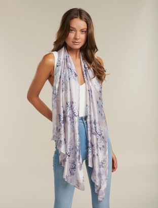 Ever New Tabitha Floral Print Scarf