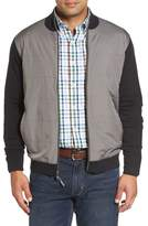 Peter Millar Men's Patterson Zip Hybrid Jacket