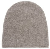 LAUREN MANOOGIAN Crown Alpaca Beanie Hat - Womens - Grey