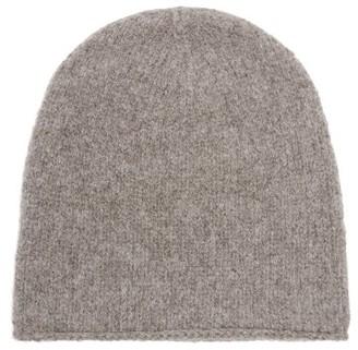 LAUREN MANOOGIAN Crown Alpaca Beanie Hat - Womens - Grey