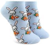 Forever 21 FOREVER 21+ Bunny Print Ankle Socks