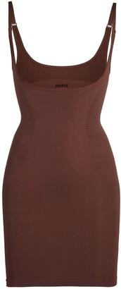 SKIMS Open Bust Slip Dress