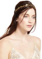 Jennifer Behr Aliya Metal Bandeaux Headband