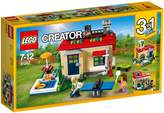 Lego Creator Modular Poolside Holiday 31067