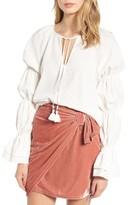 Tularosa Women's East Puff Sleeve Top