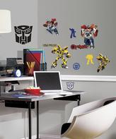 Transformers Autobots Peel & Stick Decal Set