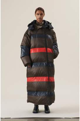 Ganni Askja Down Coat