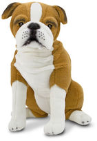 Melissa & Doug Plush English Bulldog