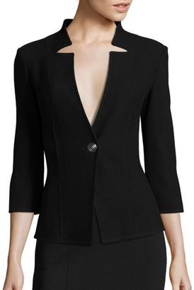 St. John Micro Boucle Jacket