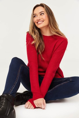 Ardene Basic Crew Neck Sweater