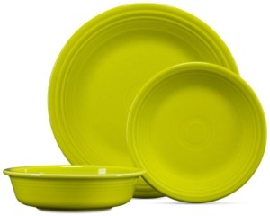 Fiesta Lemongrass 3-Pc. Classic Set