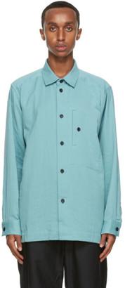 Issey Miyake Blue DFC-L Shirt