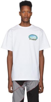 Liam Hodges White 2045 Dream Holiday T-Shirt