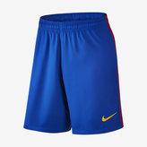 Nike 2016/17 FC Barcelona Stadium Men's Soccer Shorts