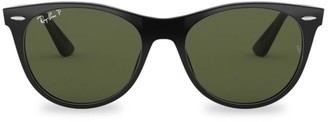 Ray-Ban RB2185 55MM Polarized Wayfarer Sunglasses