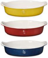 Emile Henry Modern Classics 2.6 qt. Oval Baking Dish