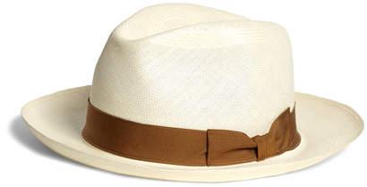 Brooks Brothers Lock & Co. Foldable Valencia Panama Hat