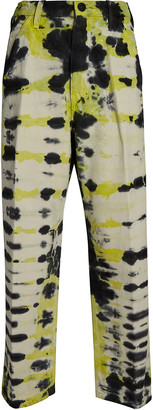 Hudson Carpenter Tie-Dye Jeans