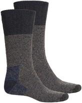 Woolrich Marled Socks - 2-Pack, Merino Wool, Mid Calf (For Men)