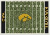 Bed Bath & Beyond University of Iowa Home Field Rug