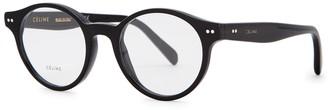 Celine Twig round-frame optical glasses