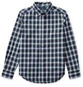Ralph Lauren Childrenswear Tartan Cotton Collared Shirt