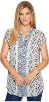 Nic+Zoe Surfside Top Women's Clothing