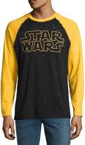 Star Wars STARWARS Long Sleeve Tv + Movies Graphic T-Shirt