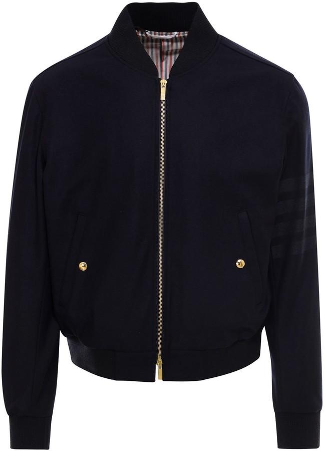 Thom Browne Thome Browne 4-Bar Jacket