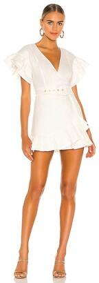 PALOMA BLUE X REVOLVE Carrie Dress